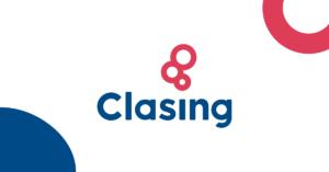 Logotipo Clasing en color