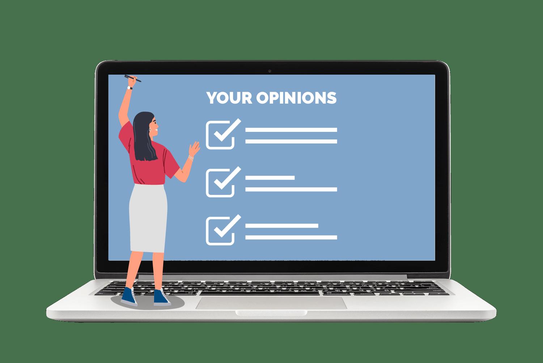 feedback clasing