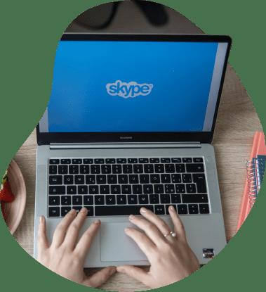 clasing skype