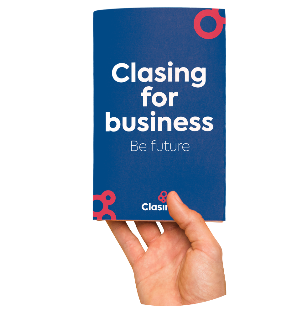 clasing for business - be future
