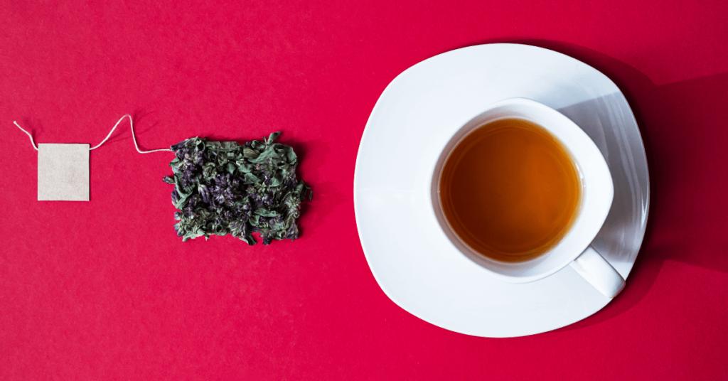 Así es la cultura inglesa- taza de té